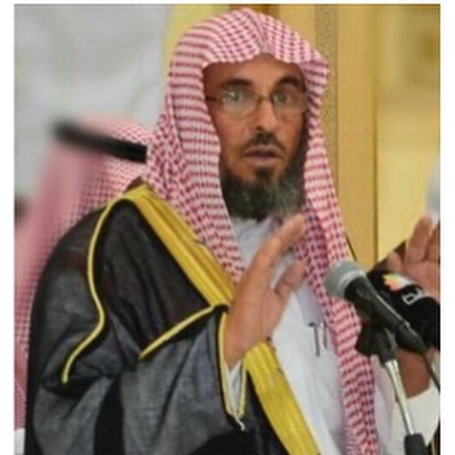 شكر وتقدير لفضيلة الشيخ الوالد / عبدالعزيز بن محمد الغزي